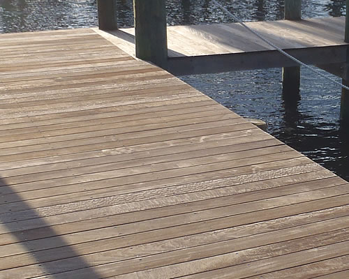 Destin Pressure Washing Wood